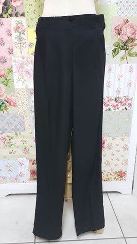 Black Long Pants BK0246