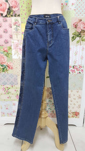 Blue Denim Pants HN004