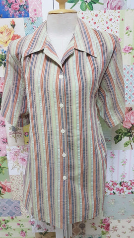 Striped Blouse BT0140