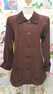 Brown Jacket YD004