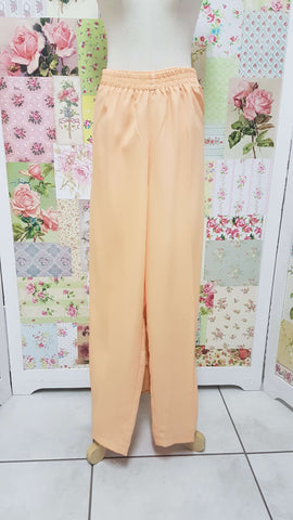 Peach Long Pants BK0207
