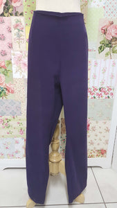 Plum Long Pants BK0239