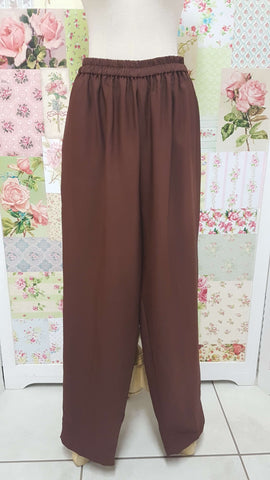 Brown Pants BK0222