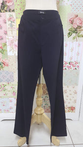 Navy Blue Pants BK0274