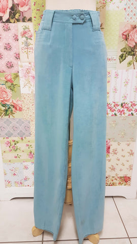 Mint Green Pants BK0275
