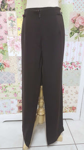 Chocolate Brown Pants BK0287