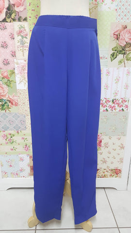 Royal Blue Pants BK0229