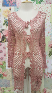 Blush Knitted Top BK0313