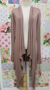 Mocha Waterfall Top RS071