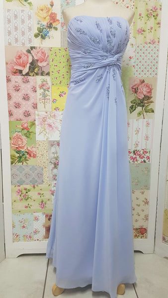 Lavender 2-Piece Dress BK0413