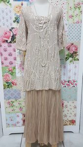 Camel Dress SP005