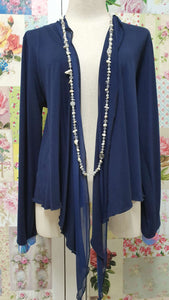 Navy Top RS093
