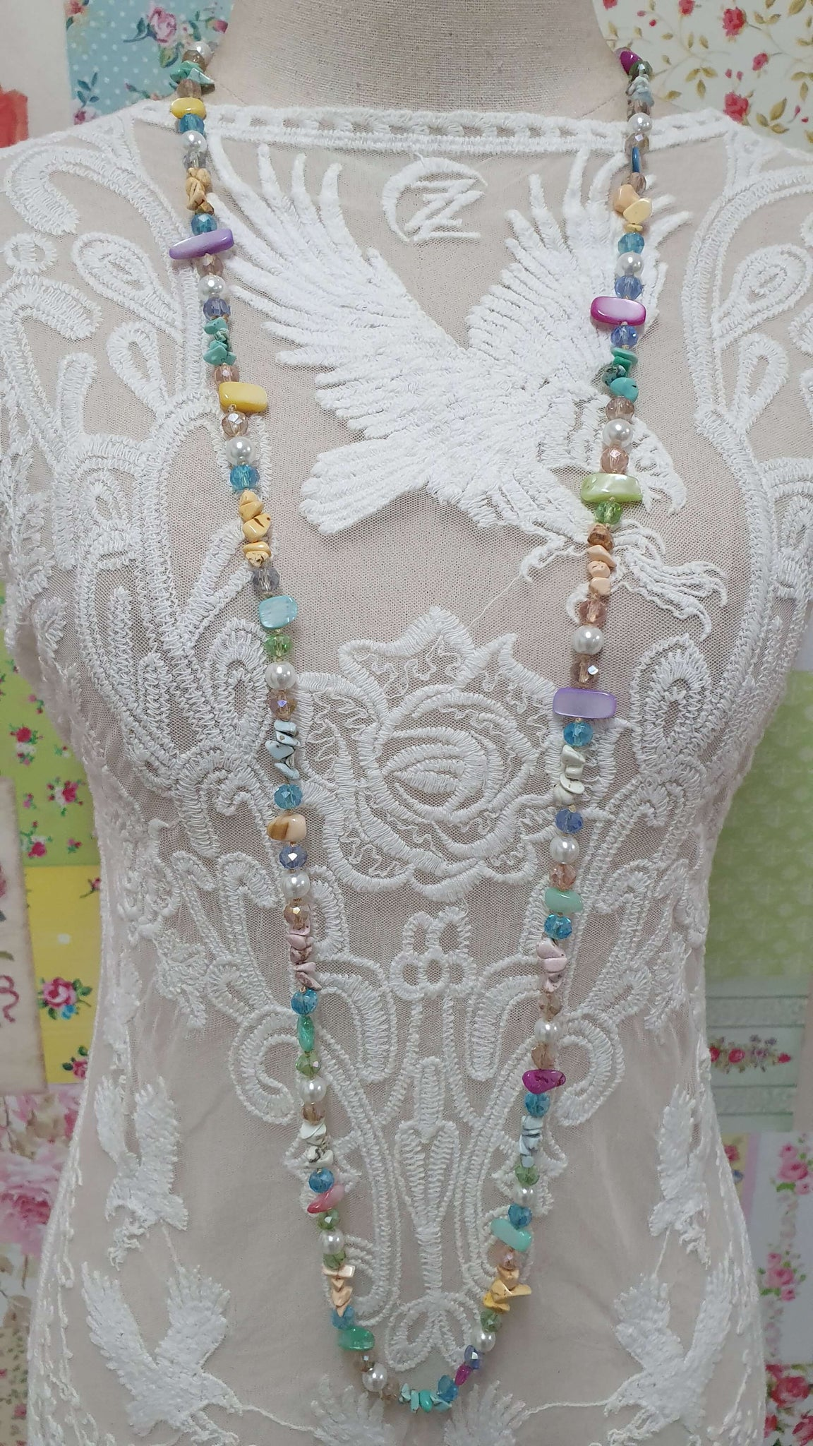 Pastel Necklace JU0242