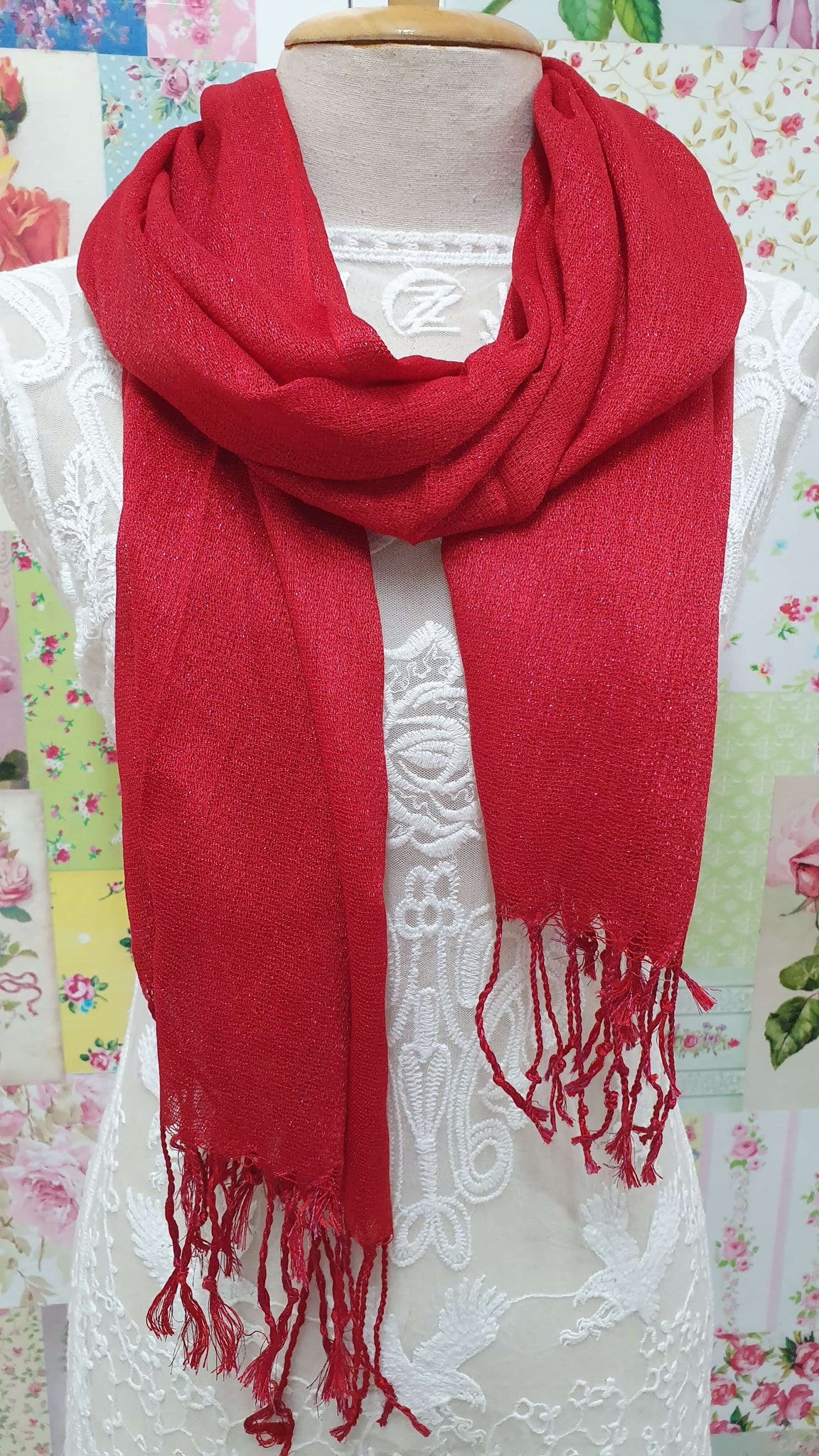 Red Scarf SE0251