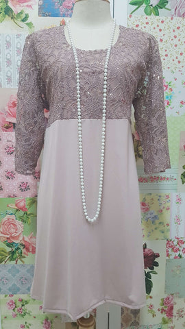 Dusty Pink Top MB0195