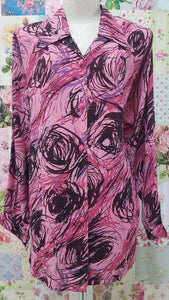 Pink Blouse BT0184