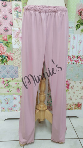 Dusty Pink Pants CH0570