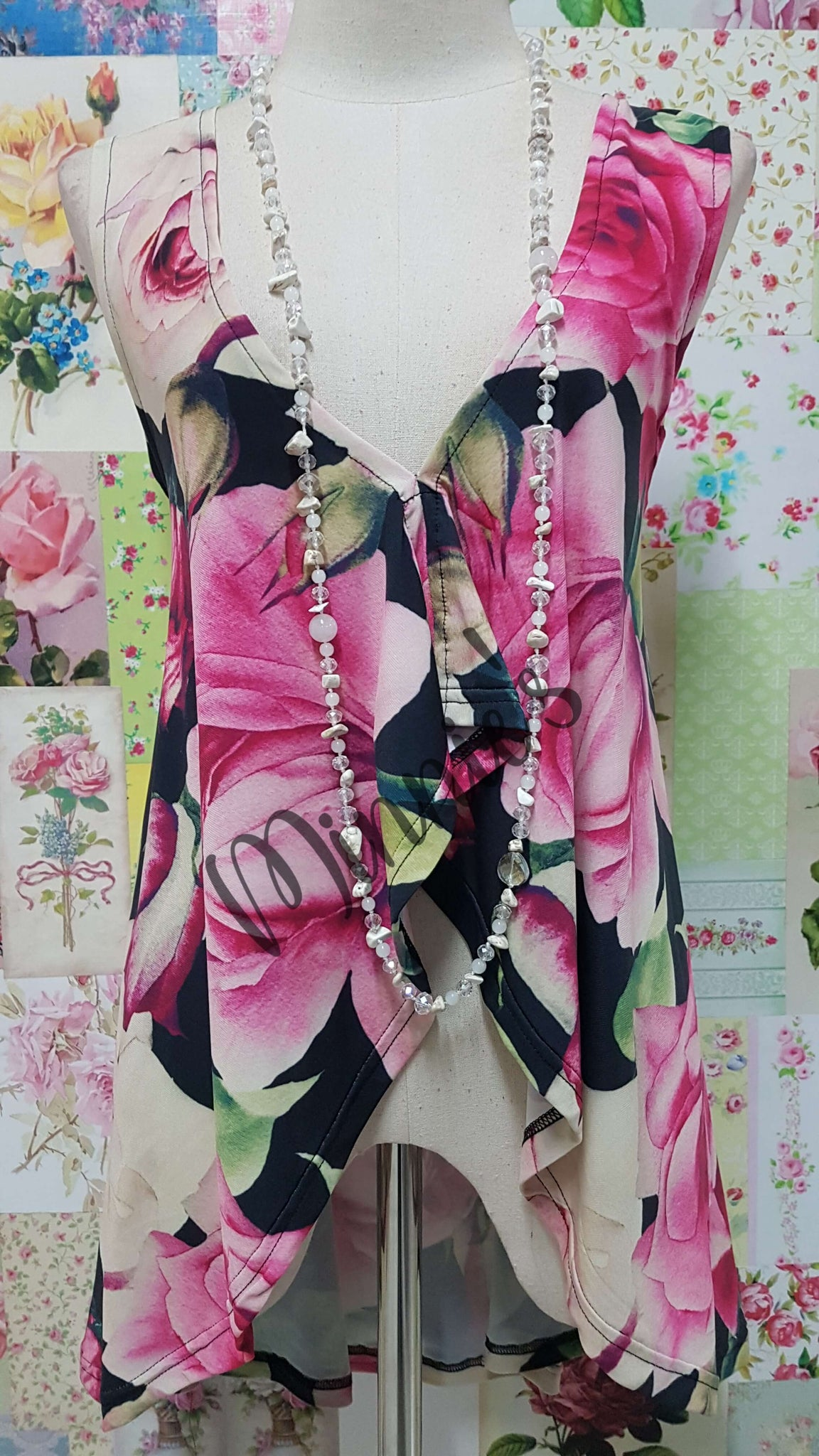 Floral Top MD0198