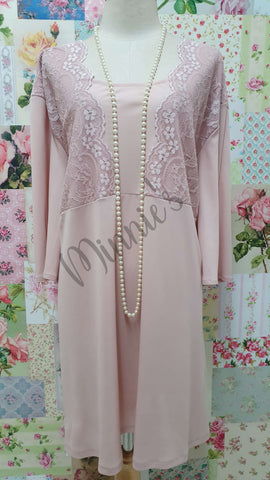 Blush Pink Top MB0205