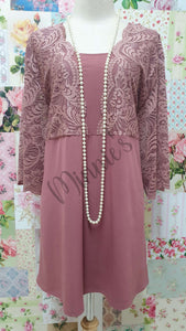 Dusty Pink Top MB0206