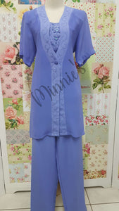 Purple 3-Piece HE039
