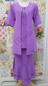 Purple 3-Piece HE022