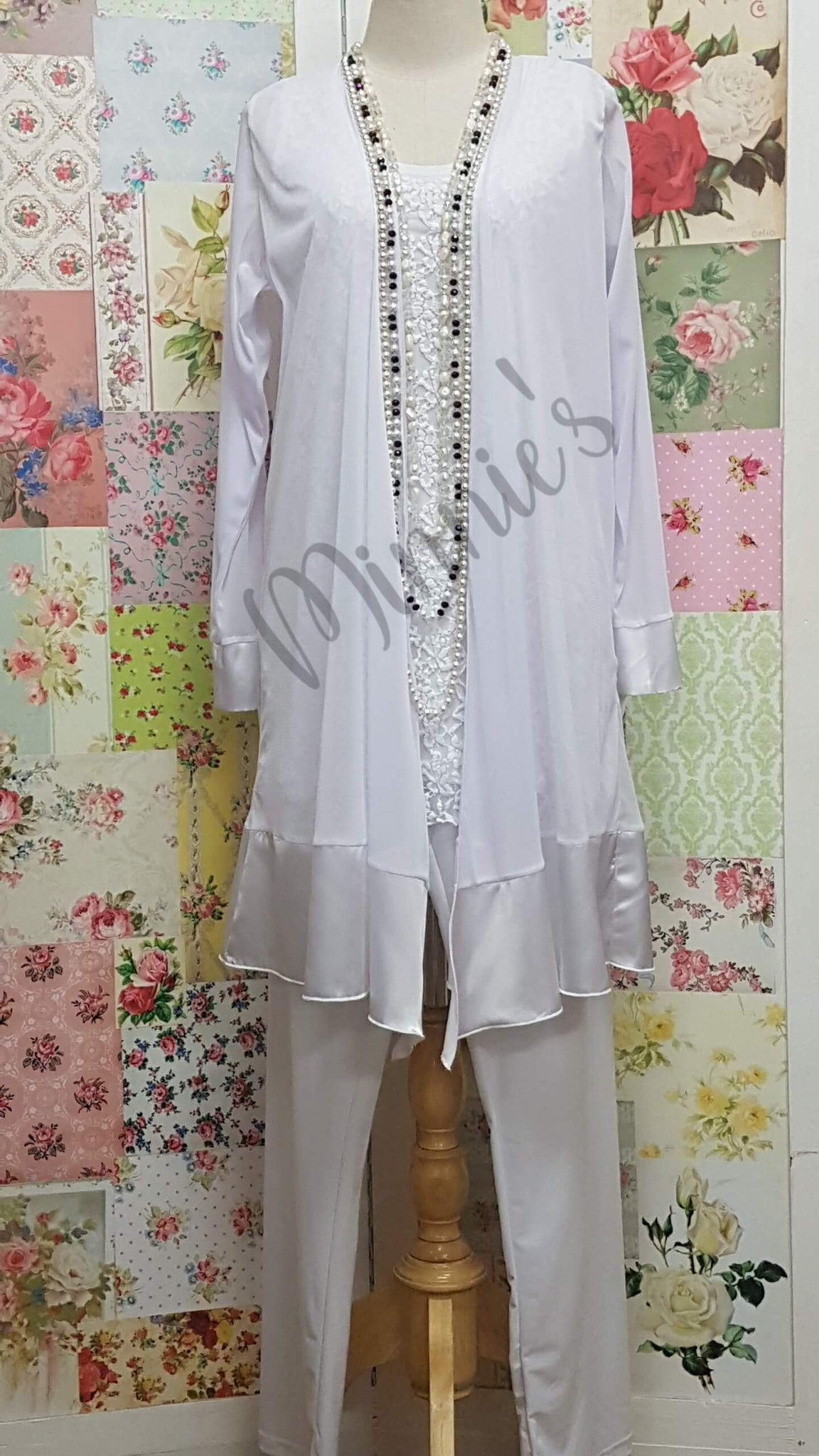 White 4-Piece GD024