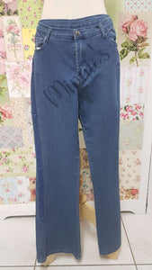 Blue Denim Pants BS0111