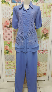Periwinkle 2-Piece BS067
