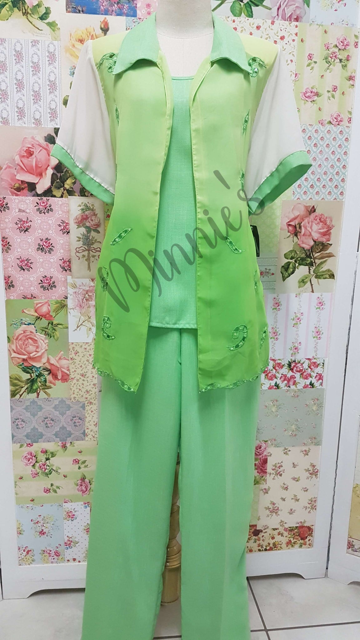 Lime 3-Piece BS059