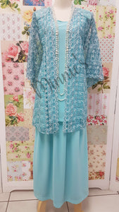 Powder Blue 3-Piece  BT040