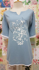 Blue Top AC001