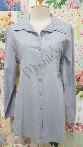 Grey Blouse AC018