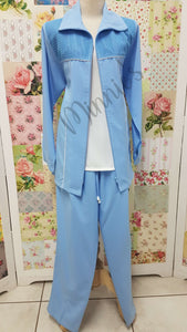 Sky Blue 3-Piece BS093