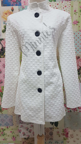 Winter White Jacket BU0442