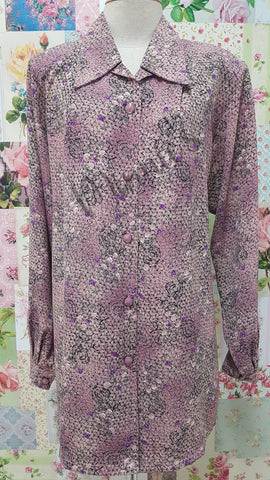 Dusty Pink Blouse BT0187