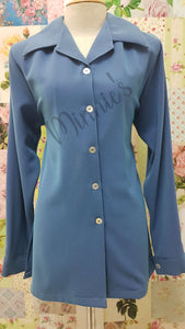 Blue Blouse BS0140