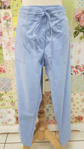 3/4 Baby Blue Pants SAM059