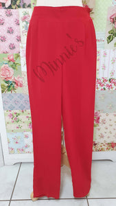 Red Pants BK0248