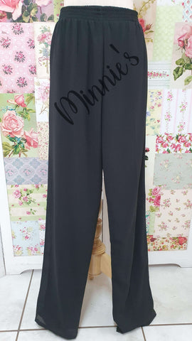 Black Pants BK0249