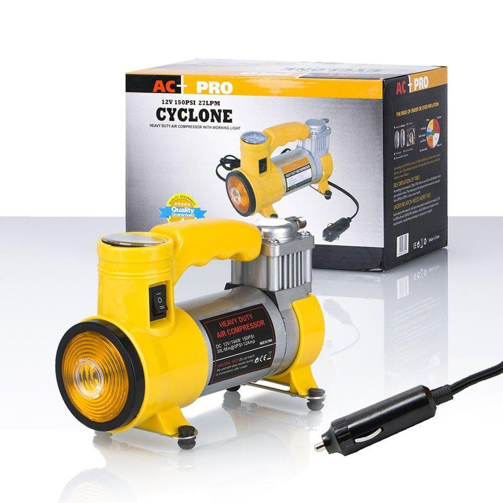 Portable Cyclone Air Compressor
