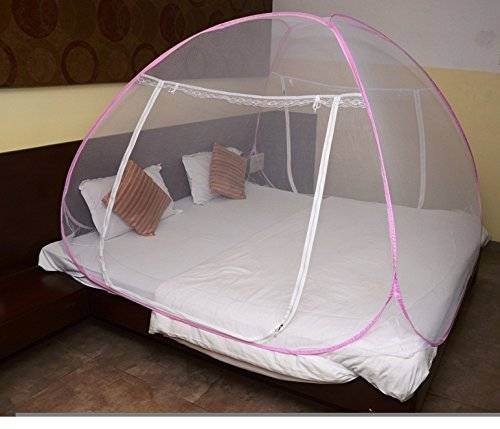 Pop-up Mosquito Net Tent for Beds