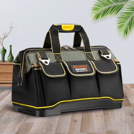 Genius Tool Bag Shoulder Bag Handbag Tool Organizer Storage Bag 18""