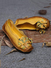 Flower Patch Soft Sole Loafers