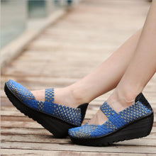 Color Block Casual Shoes