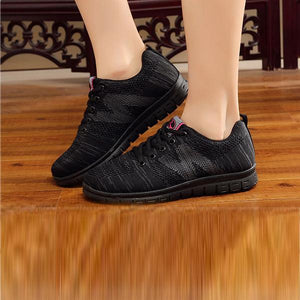 Light Non-Slip Cloth Shoes
