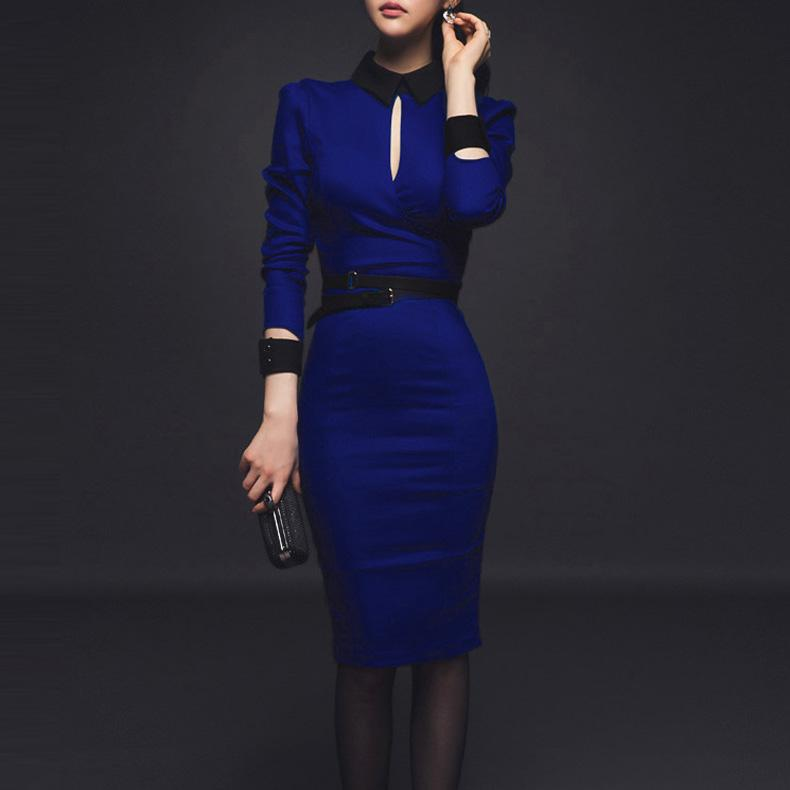 High-End Sexy Elegant Evening Bodycon Dress