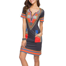 Tight Printing New Fashion Women Bodycon Dress