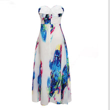 Digital Printed Bohemian Dress