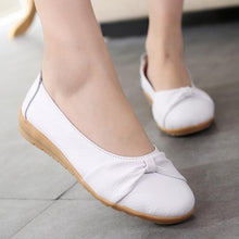 Plain  Low Heeled  Round Toe  Casual Pumps